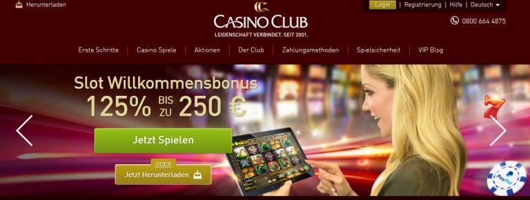 Betrug Casino Club