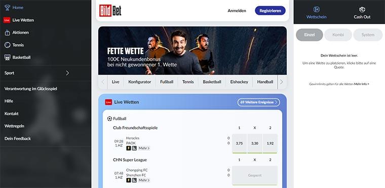 BildBet Wettportal