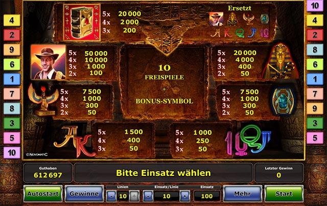 Book Of Ra Austria