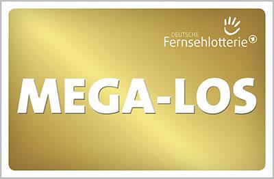 Fernsehlotterie Mega-Los