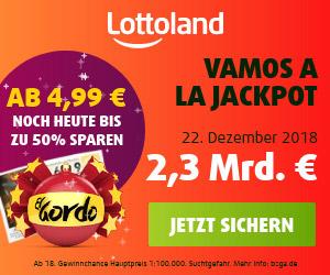 El Gordo bei Lottoland