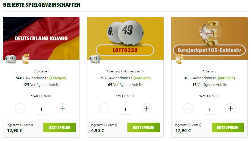 Lottoland Tippgemeinschaft