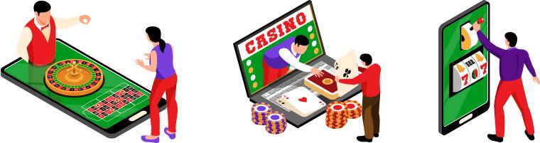 Online Casino Spielangebot
