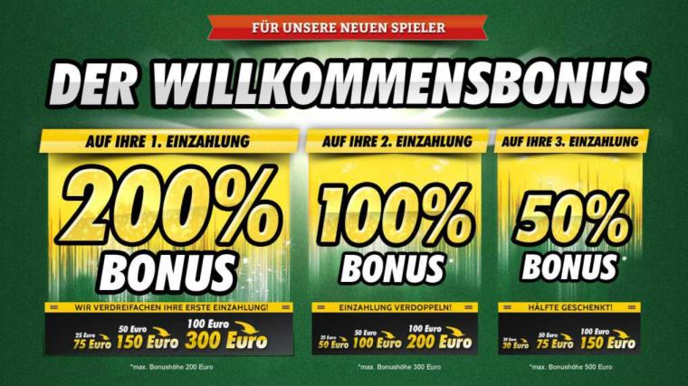 Onlinecasino De Bonus