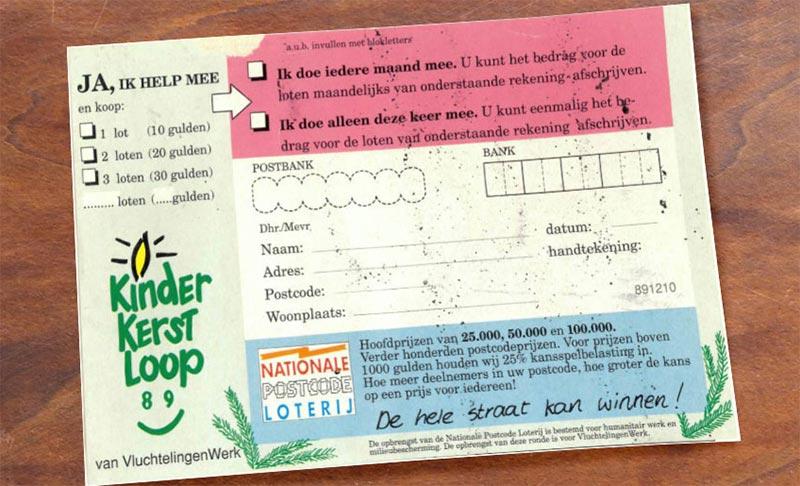 Postcode Lotterie Erfahrungen