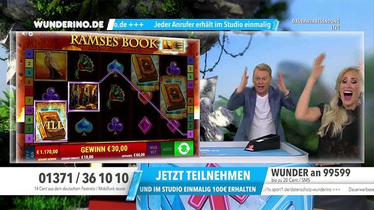 Wunderino TV-Sendung